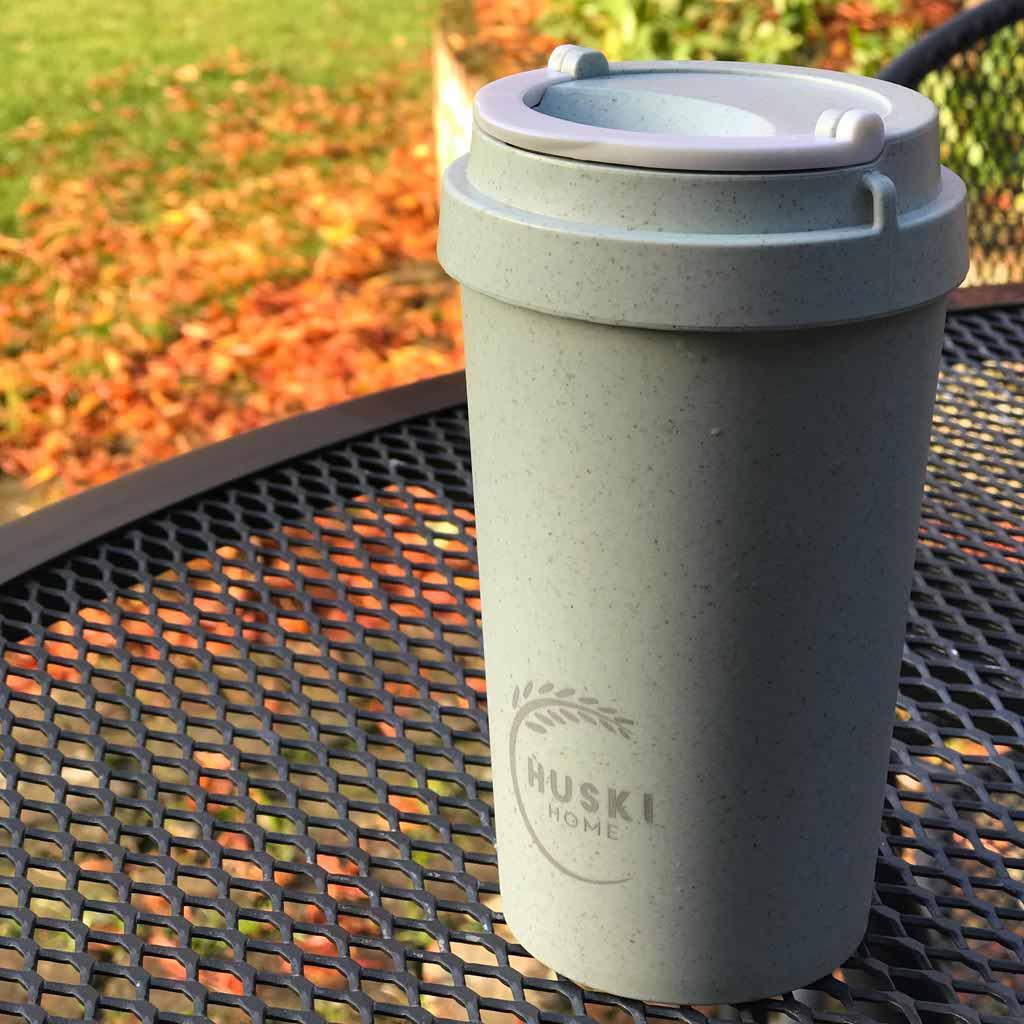 Κούπα καφέ huski home από φλοιό ρυζιου