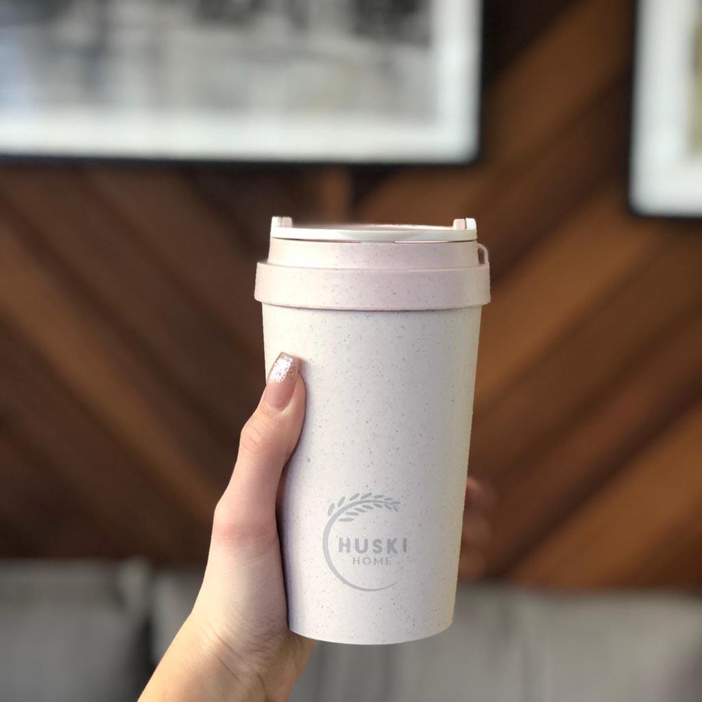 Θερμός καφέ huski home
