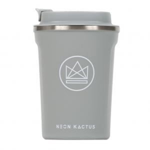 Θερμός Καφέ Sea Shell Neon Kactus από Ανοξείδωτο Ατσάλι