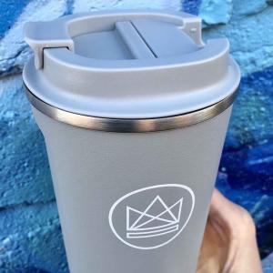 Zero waste κούπα καφέ Neon Kactus