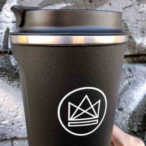 Κούπα καφέ από ανοξείδωτο ατσάλι