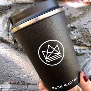 Κούπες καφέ από ατσάλι