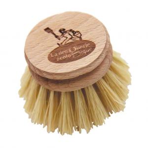 ξύλινη βούρτσα καθαρισμού για σκεύη