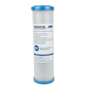 Ανταλλακτικό Φίλτρο ενεργού άνθρακα από καρύδα ειδικό στα βαρέα μέταλλα PREMIUM LRC 0.5μm