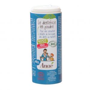 Βιολογική Οδοντόκρεμα  Anae® Ήπια 40g με άργιλο