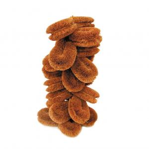 σφουγγάρι βούρτσα για σκεύη από ίνες καρύδας