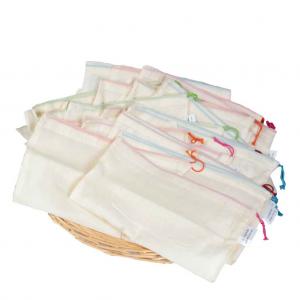 Σακούλα από Βιολογικό Βαμβάκι Ah-Table (L) Package Free  GOTS ©