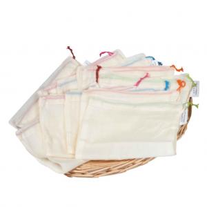Επαναχρησιμοποιούμενες σακούλες από 100% βιολογικό βαμβάκι Ah-Table!
