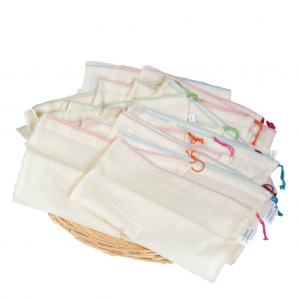 Βαμβακερή σακούλα Ah-Table (XL) Package Free από Βιολογικό Βαμβάκι GOTS