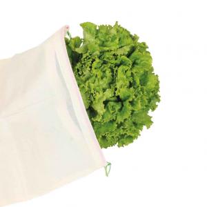 Επαναχρησιμοποιούμενη σακούλα από 100% βιολογικό βαμβάκι Ah-Table!