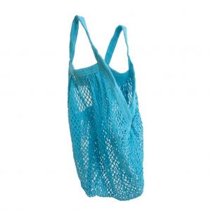 Τσάντα Δίχτυ με Κοντή Λαβή Ecodis Τιρκουάζ