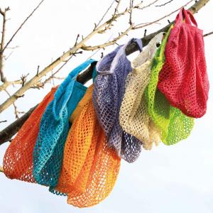 Τσάντα δίχτυ Ecodis από οργανικό βαμβάκι