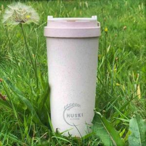 θερμός καφέ από ανακυκλωμένο φλοιό ρυζιού huski home rose