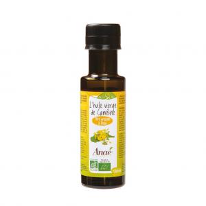 Βιολογικό παρθένο λάδι καμελίνας 100 ml | Anae®