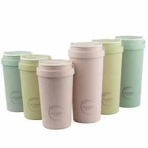 οικολογικά ποτήρια καφέ από φλοιό ρυζιού