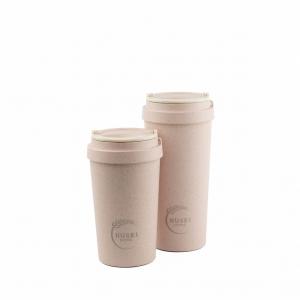 ποτήρι καφέ huski home από φλοιό ρυζιού