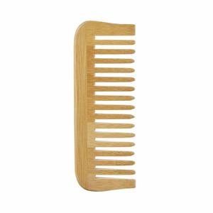 χτενα απο μπαμπου bamboo comb