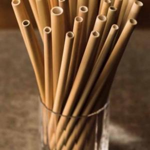 οικολογικα bamboo καλαμακια