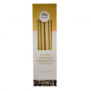οικολογικα καλαμακια bamboomaki