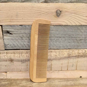 χτενα μπαμπου bamboo comb