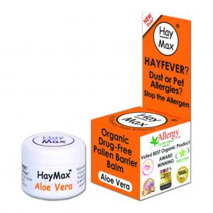 Balm πρόληψης από αλλεργική ρινίτιδα Haymax Aloe Vera