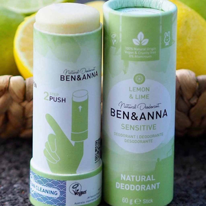 zero waste αποσμητικο ben anna lemon lime