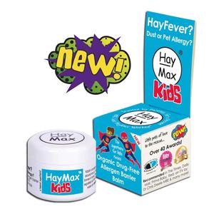 Bιολογικό Balm Haymax Kids για την Αλλεργική Ρινίτιδα